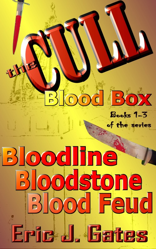 the CULL - Blood Box cover