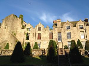 Hay-on-Wye's castle