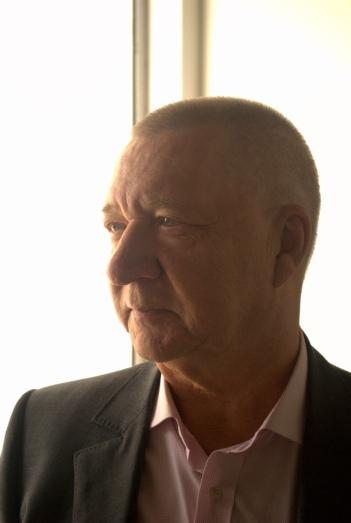 Author Seumas Gallacher