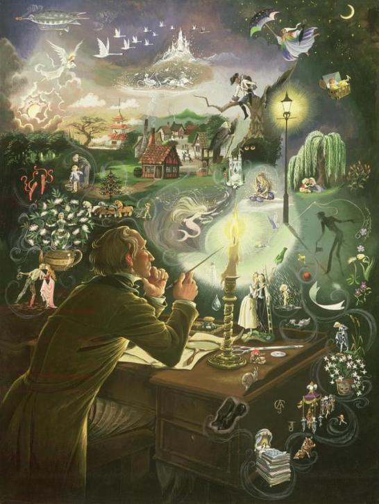 Hans Christian Andersen by Anne Grahame Johnstone