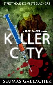 KILLER CITY cover