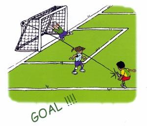 SoccerGoal300