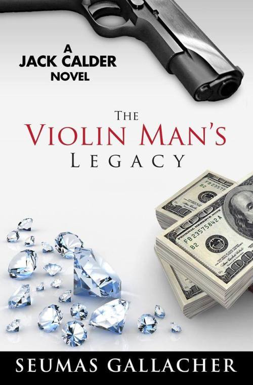 Cover for Violin Man